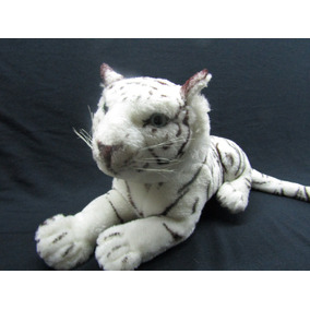Tigre Blanco 45 Cm. Largo