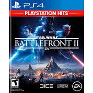 Star Wars Battlefront Ii Ps4 Juego Físico Sellado Sevengamer