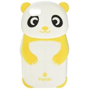 Hr Panda Estuche De Transporte Inalámbrico De Silicona Para