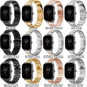 Correa Para Zenwatch 2 Acero Inoxidable 22mm Calidad Premium