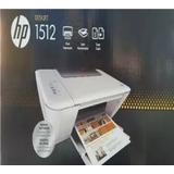 Oferta Impresora Hp Multifuncional 1512 Cartuchos Y Cabl Usb