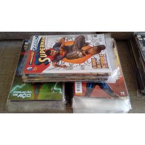 Coleção Completa Superman - Novos 52- Panini -52 Edições