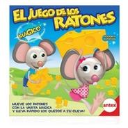 Juego De Los Ratones Juegos De Mesa Antex 8320 Edu Full