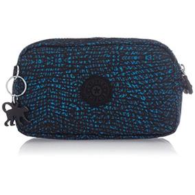 Neceser Mujer Kipling Walan M Azul Multicolor