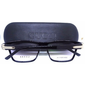 Oculos Feminino Armação Gucci 5039 + Estojo E Flanela