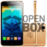 Smartphone Qbex X-gold Tela 5 16gb 3g Android 5.0 Dourado