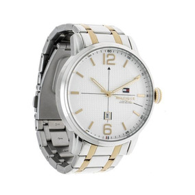 Reloj Tommy Hilfiger Para Caballero Modelo George.-120358331