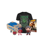 Funko Box Collectors Dc Comics Tv M Original