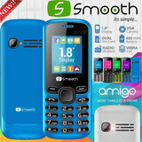 Telefono Celular Smooth Snap Amigo Doble Sim Camara Blutooth