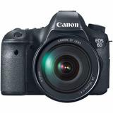 Canon Eos 6d 24-105mm Usm Linea Roja Lente Kit