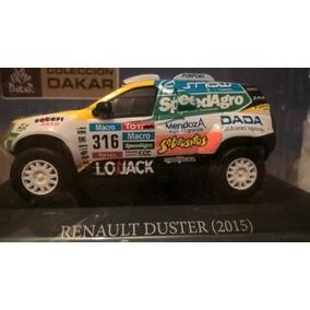 Renault Duster 2015 - Colección Dakar La Nación Nº 4 - 1/43