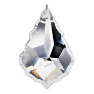 1 Cristal Asfour Placa Bacalhau 8,9 Cm Para Lustres