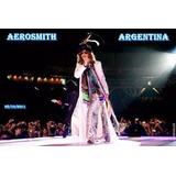 Dvd Aerosmith Live Estadio Único La Plata Argentina 2011