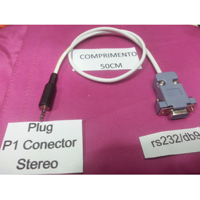 Cabo Serial Rs232 Db9 Null Femea X P1 Recovery