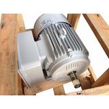 Motor Monofásico Para Elevador De Carro 4cv Baixa Rotação