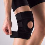 Rodillera Abierta Ortopédica Con Estabilizador De Rotula