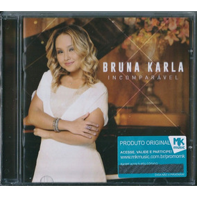 Cd Bruna Karla - Incomparável | A11