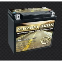 Bateria Moto Route Ytx20l-bs Ytx20lbs Ytx20l Bs Ytx20l - Bs