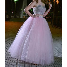 Vestido De 15 Años Precioso Por Pedido !!!