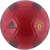 Bola De Futebol De Campo Manchester United adidas - Cor Verm b4df292234ea4