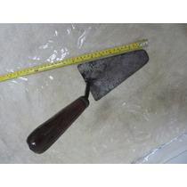 Colher Antiga De Pedreio, Não É Canivete