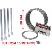 Kit Concertina 30cm Simples 10 Metros