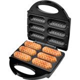Crepeira E Hot Dog Britânia Six - Preta 110v