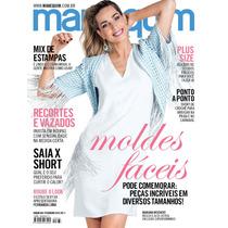 Revista Manequim # 683 = Mariana Weickert Fev 2016 Lacrada!