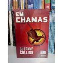 Livro Jogos Vorazes - Vol.2 - Em Chamas Suzanne Collins