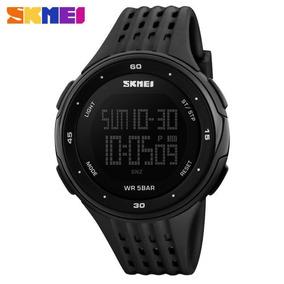 Relógio Digital Militar Skmei - Corrida Natação Ots 1219