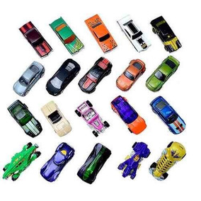 Autitos Hot Wheels Pack X 32 Surtidos - Matilda Regalos