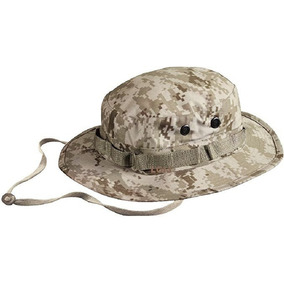 64b37c46f0ace Sombrero Militar Bonnie Hat Junglero Gorra Camuflejado Arena