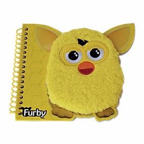 Caderno Divertido Furby - By Kids - 22 X 22cm