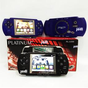 Pmp Mp5 Video Juego Camara Reproductor 4gb Platinum Fm Tj