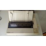 Impressora Epson Matricial - Retirada De Peças No Estado
