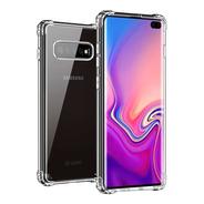 Funda Clear Alto Impacto Premium Galaxy S10 S10e S10 Plus