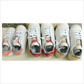 Zapatos Superstar adidas Stan Smith Damas Caballeros Y Niños