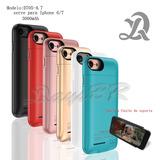 Capa Case Carregador Bateria Externa Iphone 6 7 Recarregavel