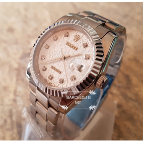 Rolex Date Juste Automatico Acero