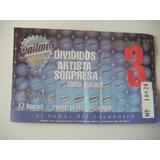 Entrada De Coleccion Quilmes Rock 2003 - Divididos -