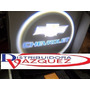 Doble Proyector Led Logo Chevrolet Ford Hyundai Puerta Auto