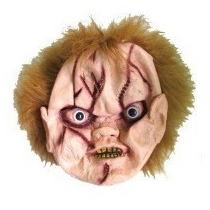 Mascara Boneco Assassino-apenas R$25,00