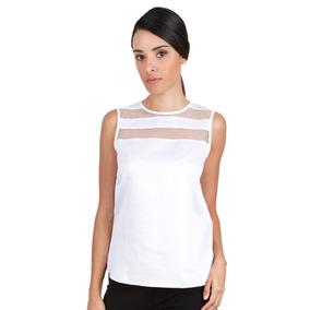 Camisa Blanca Guayabita Ignacia Para Damas