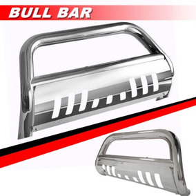 Bull Bar W/patín Placa Para 1988-1998 Gmc C/k Series 1500