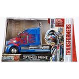 Transformers Optimus Prime Metálico Colección 1:24