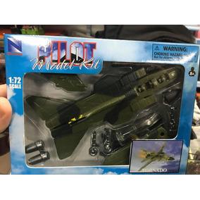 Avião De Brinquedo Para Montar Escala 1:72