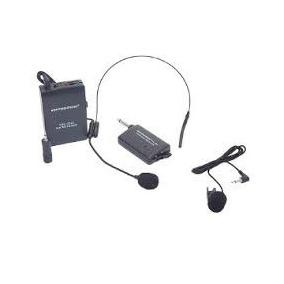 Microfono Profesional Inalambrico Premier 5364 Tipo Balita