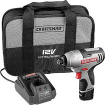 Craftsman Nextec 12,0 V Velocidad Variable 0 A 2.200 Rpm 1/4