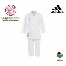 Uniformes Adidas - Karategui Training Adidas Homologado Wkf