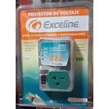Protector De Voltaje Exceline Aires Acondicionado 220v